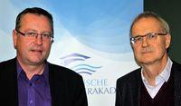 VOIGT INGENIEURE GmbH, Geschäftsführer Dipl.-Ing. (FH) Andreas Schiemenz; BEV Ingenieure, Geschäftsführer Dipl.- Ing Matthias Köpke; Foto: André Beck